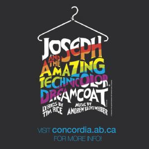 Joseph technicolor dreamcoat