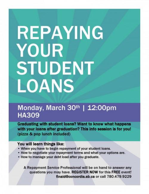 Repayment Poster