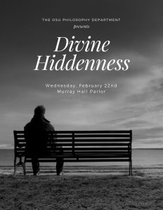Divine Hiddenness Workshop-1