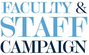 faculty and staff campaign