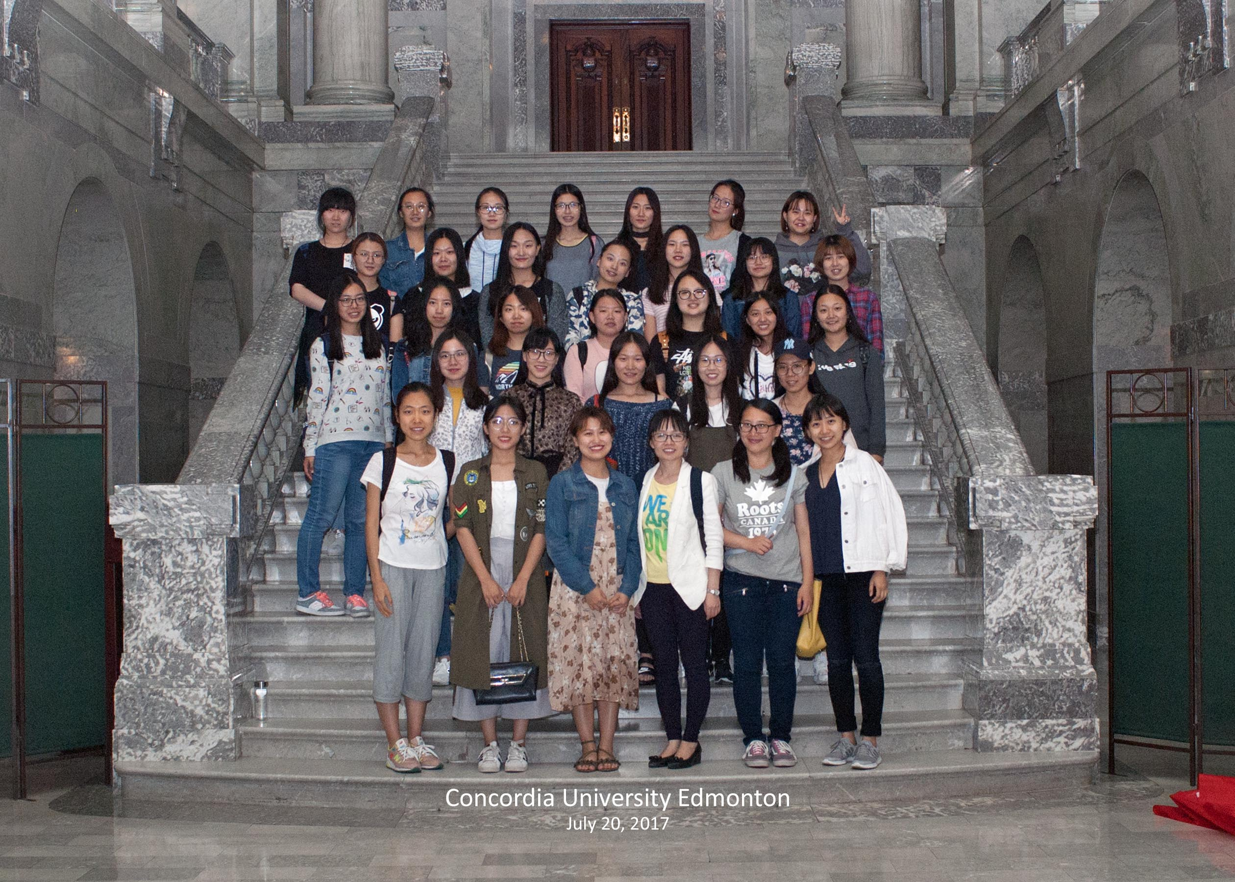Cnu Graduation 2020.Invitation To Graduation Ceremony Of Cnu China Students