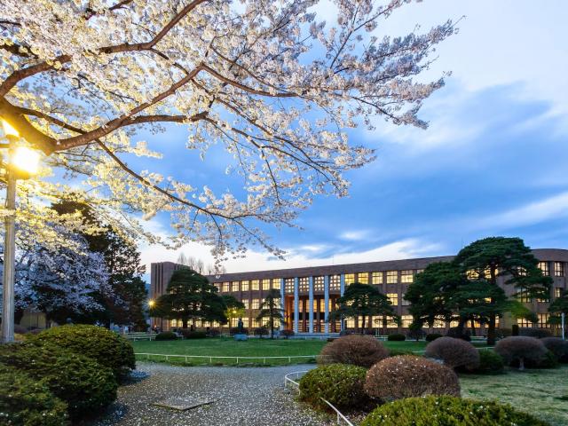Tohoku University, Japan - partner to Concordia University of Edmonton