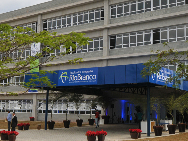 Faculdades Integradas Rio Branco, Sao Paolo, Brazil