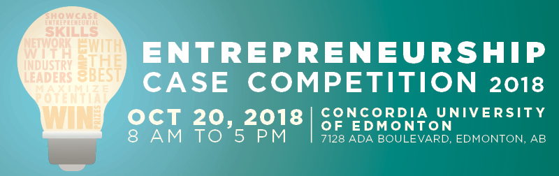 Entrepreneurship Case Competition