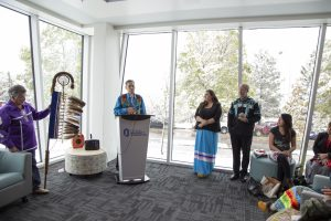 Indigenous Knowledge and Research Centre (IKRC) - Grand Opening