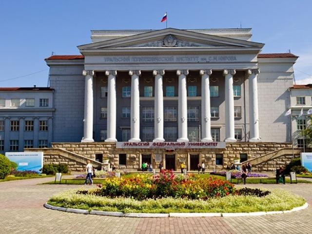 Ural Federal University, Russia