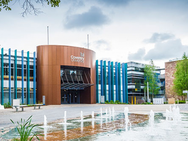 Coventry University (CU), Coventry, England
