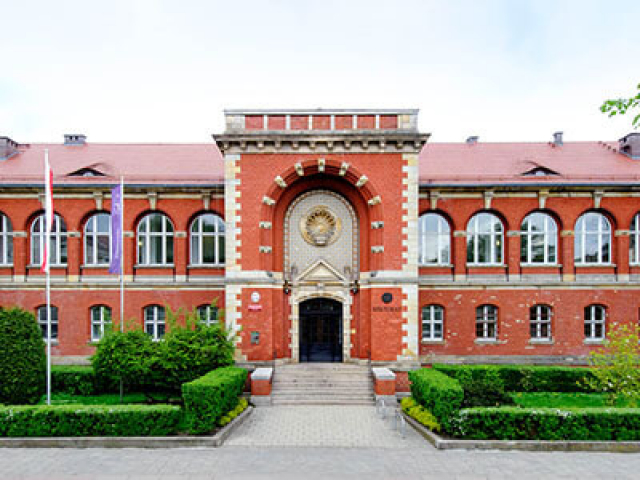 The University of Szczecin, Poland