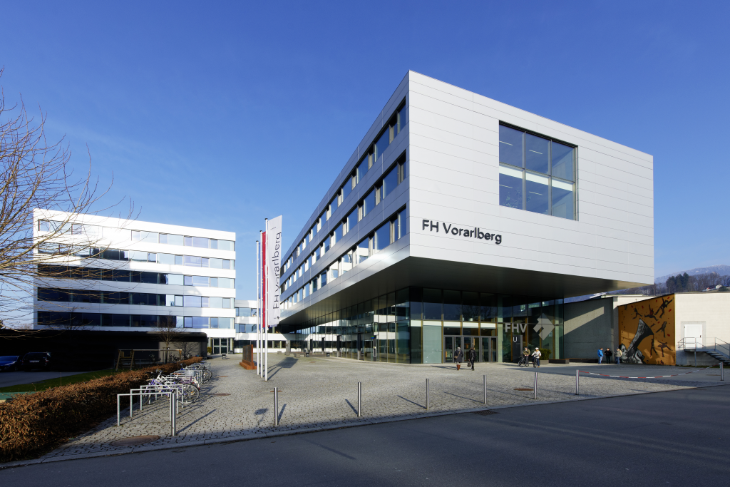Vorarlberg University of Applied Sciences, Austria - Exchange Partner