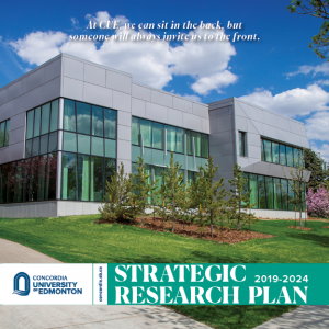 CUE Strategic Research Plan 2019-2024