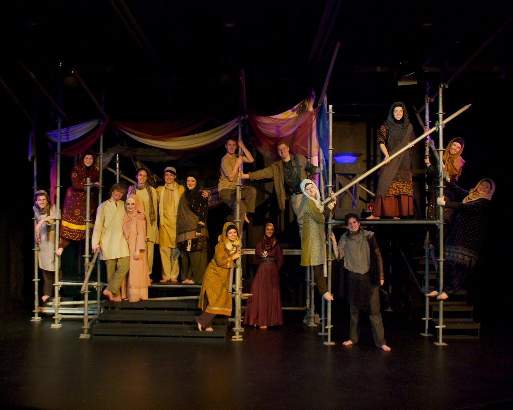 Dido and Aeneas - Winter 2015 (Theatre @ CUE)