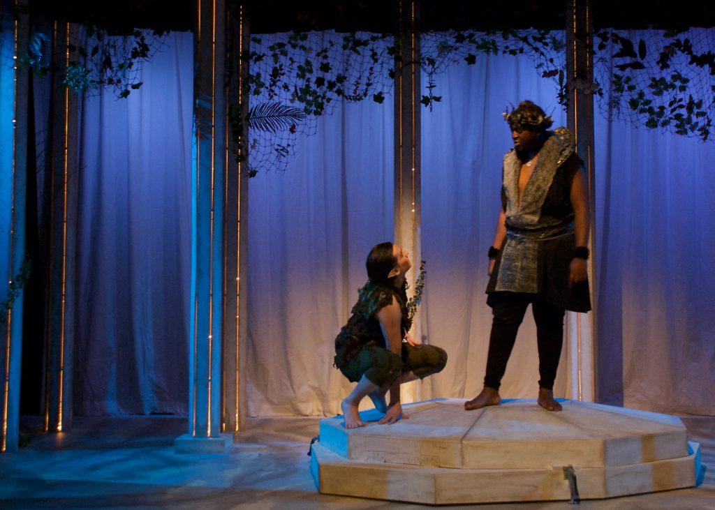A Midsummer Night's Dream - Winter 2016 (Theatre @ CUE)