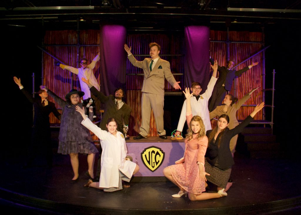 Urinetown: The Musical - Winter 2017 (Theatre @ CUE)