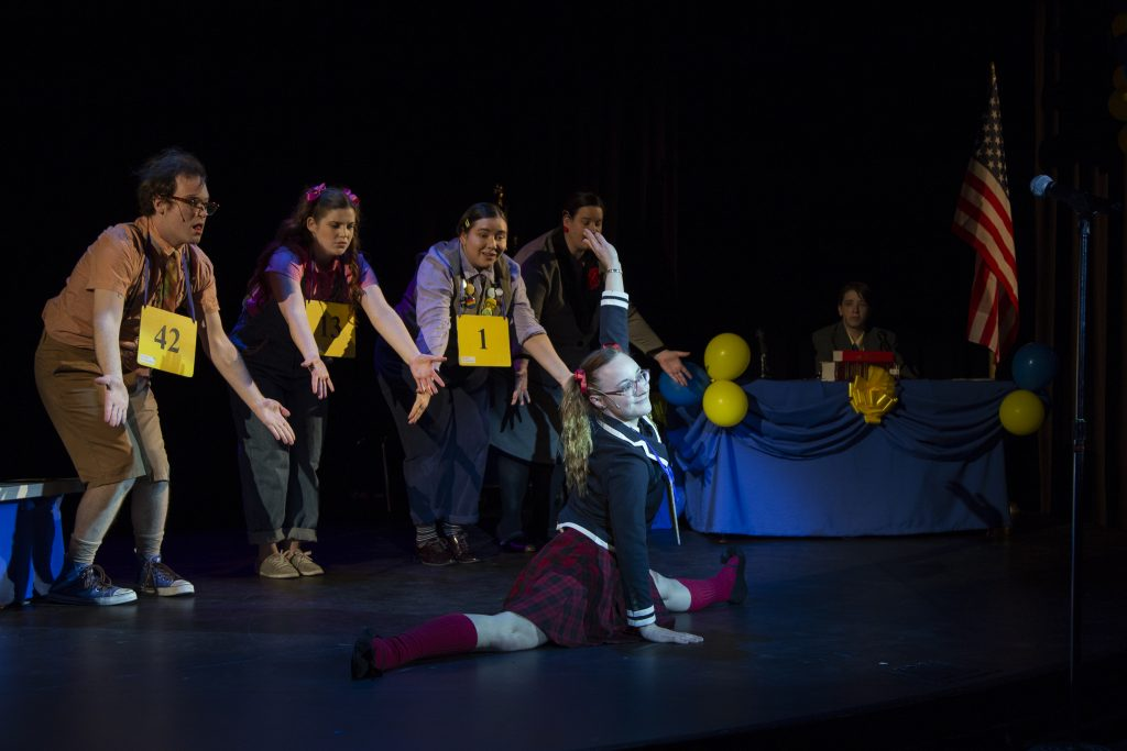 The 25th Annual Putnam County Spelling Bee - Winter 2019 (Theatre @ CUE)