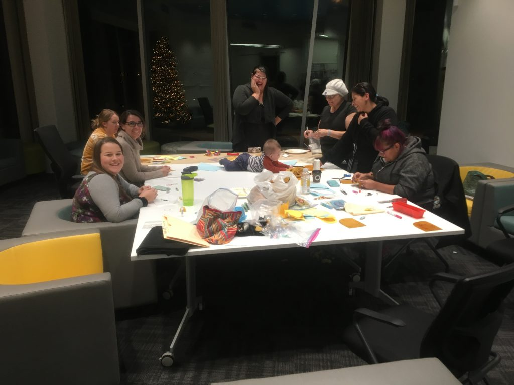 Indigenous Knowledge & Research Centre - Craft Night